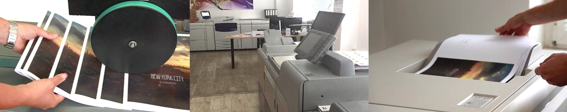 Die Druckerei für Berlin und Umland, Druck von Prospekten, Visitenkarten, Flyer, Briefpapier, Geschäftspapiere, offset und digital